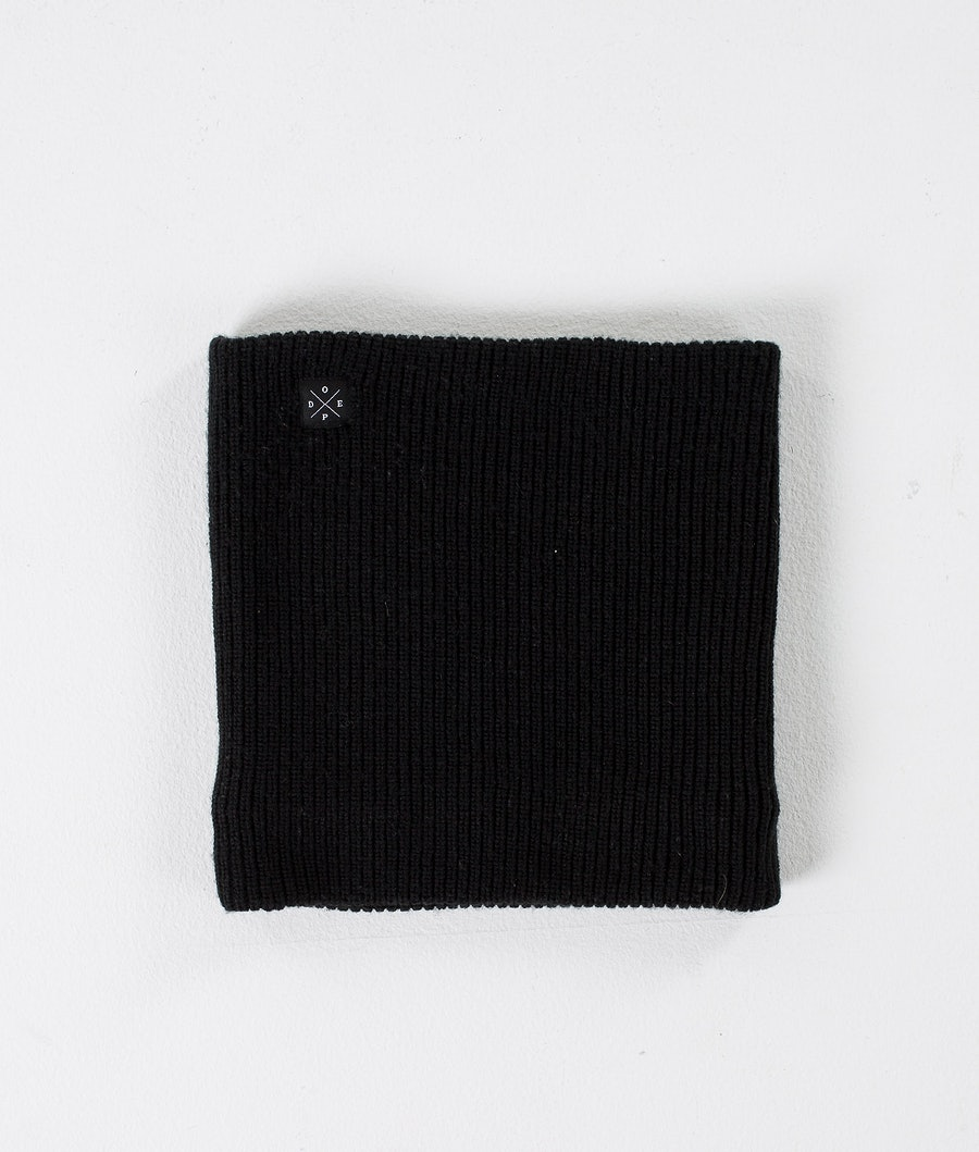 Dope 2X-UP Knitted Women's Facemask Black