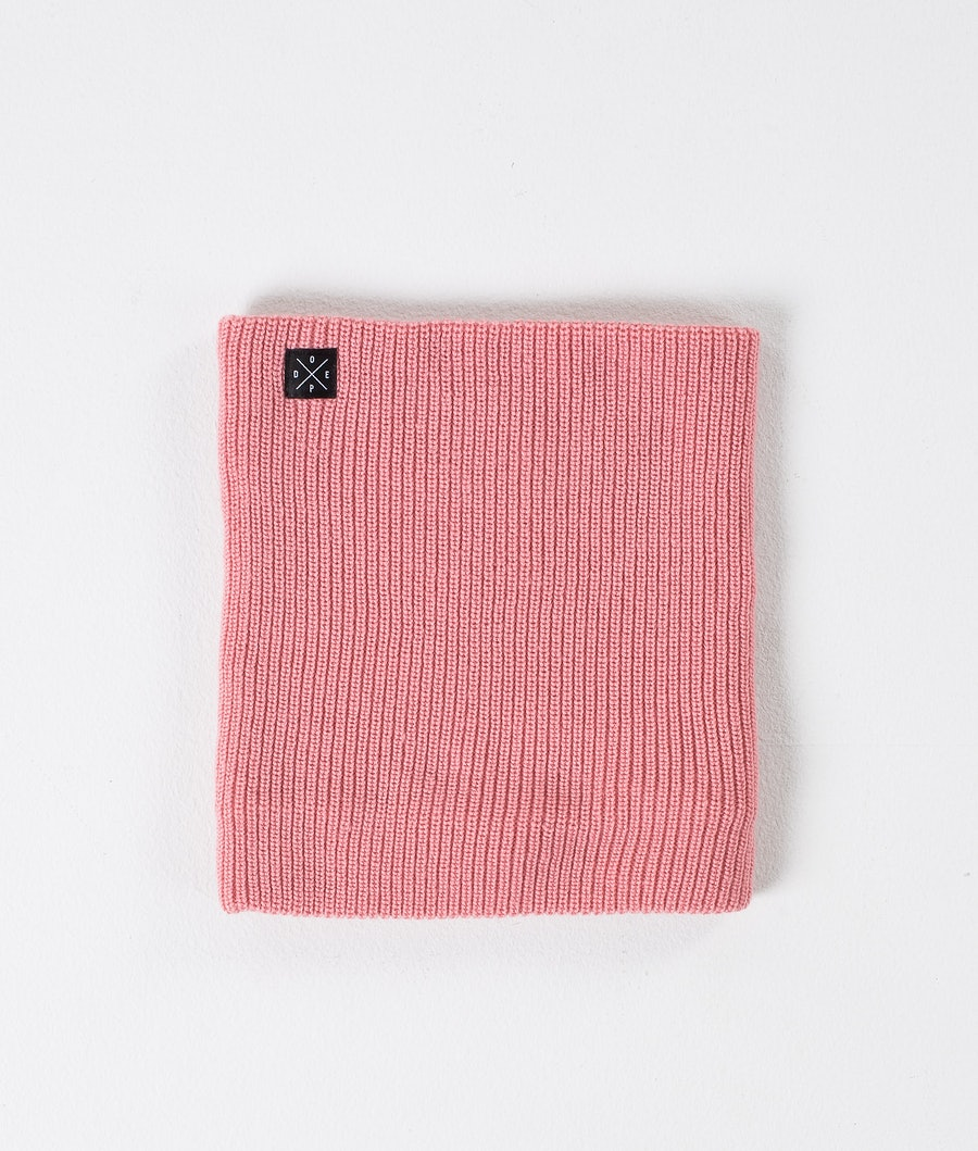 Dope 2X-UP Knitted Scaldacollo Donna Pink