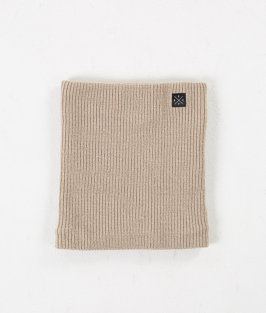 Dope 2X-UP Knitted Women's Facemask Sand