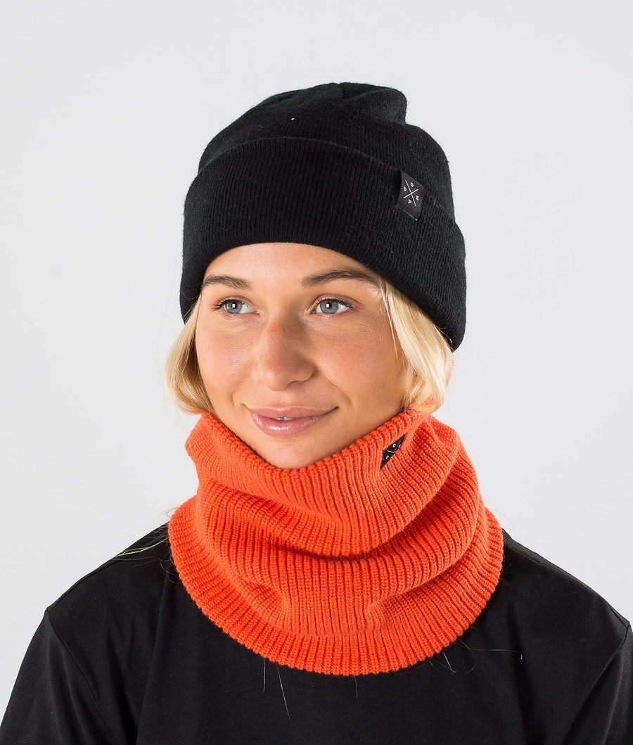 Dope 2X-UP Knitted Scaldacollo Orange