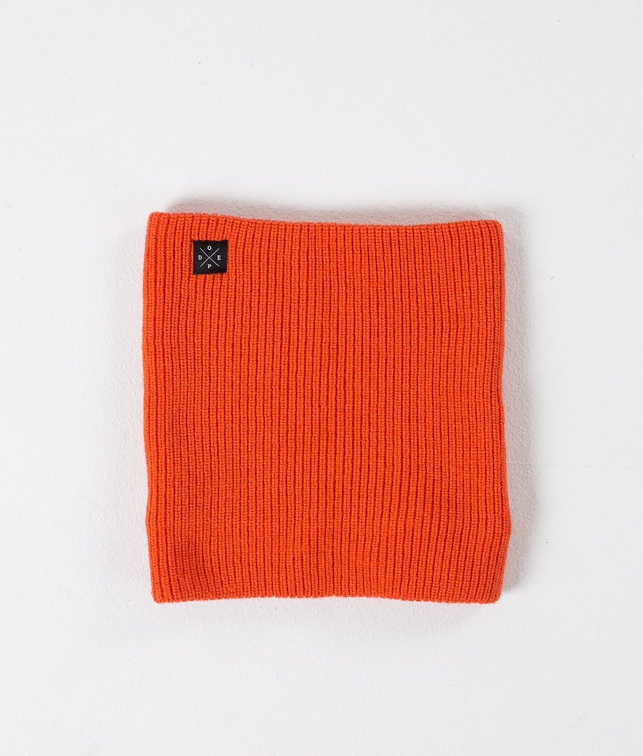 Dope 2X-UP Knitted Women's Facemask Orange