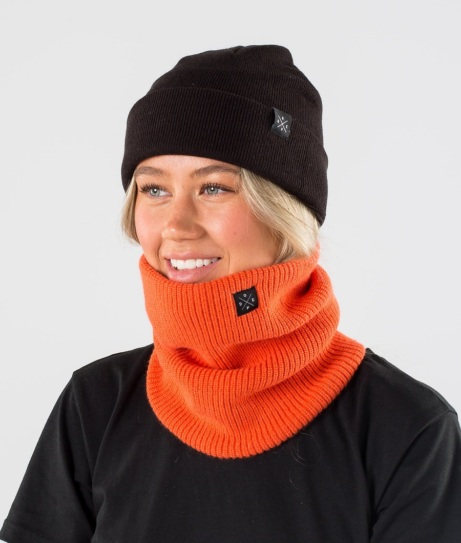 Dope 2X-UP Knitted Tour de cou Orange