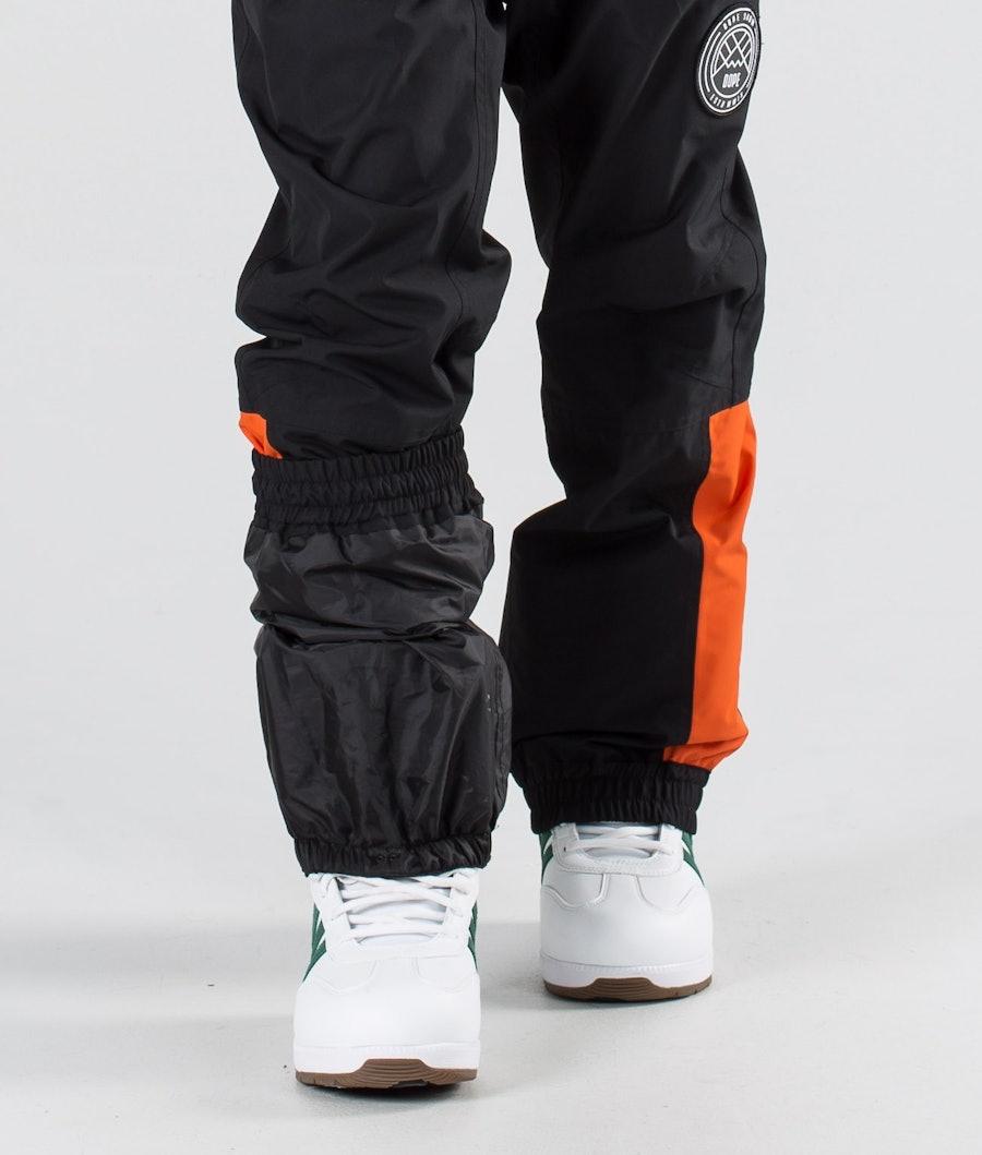 Dope Blizzard LE Snowboardbukse Black Orange