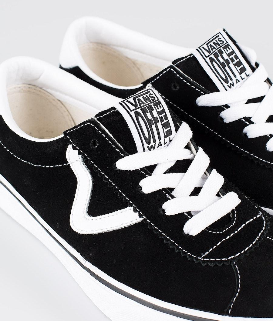 Vans Vans Sport Sko (Suede) Black