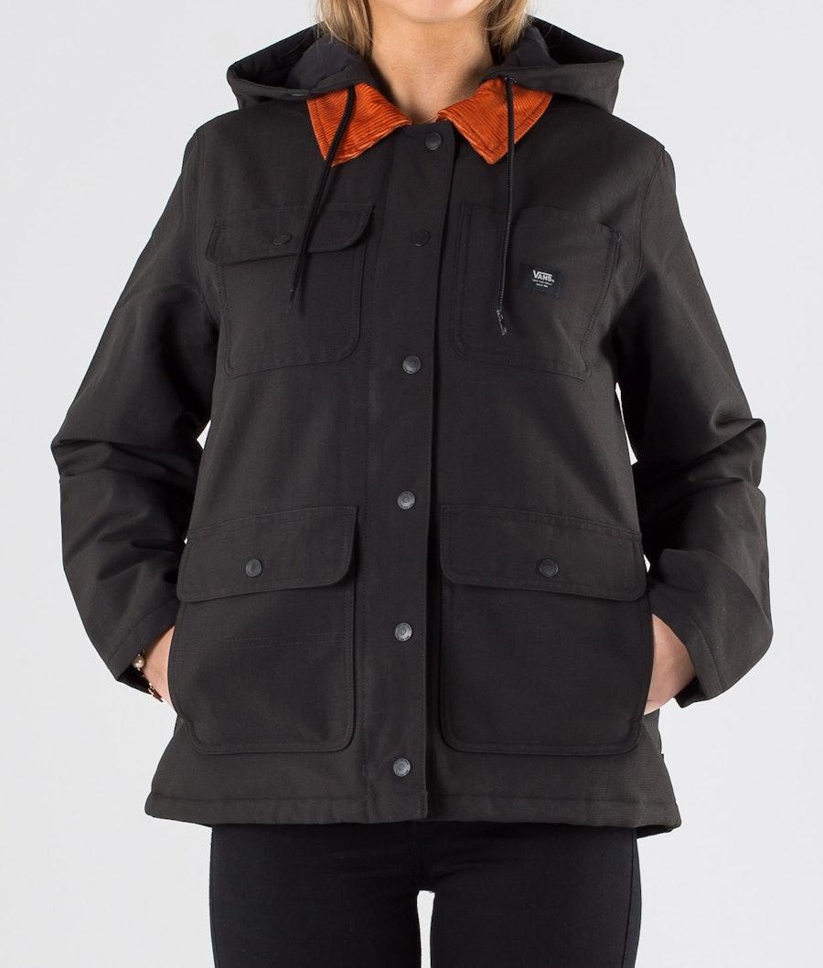 Vans Drill Chore Coat MTE Jakke Dame Black