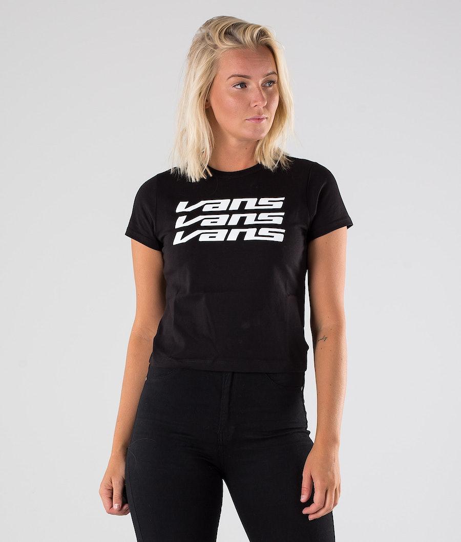 Vans Trifecta T-shirt Black