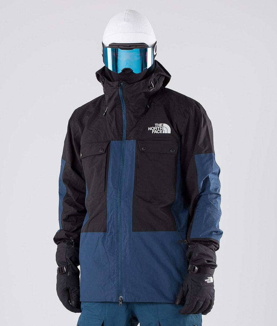 The North Face Balfron Snowboardjacke Blue Wing Teal/Tnf Black