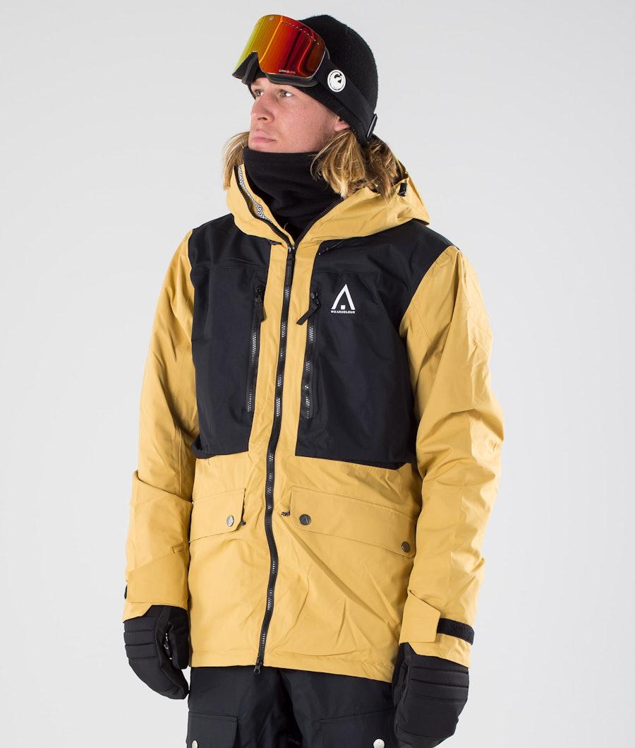 WearColour Chute Snowboard Jacket Sand