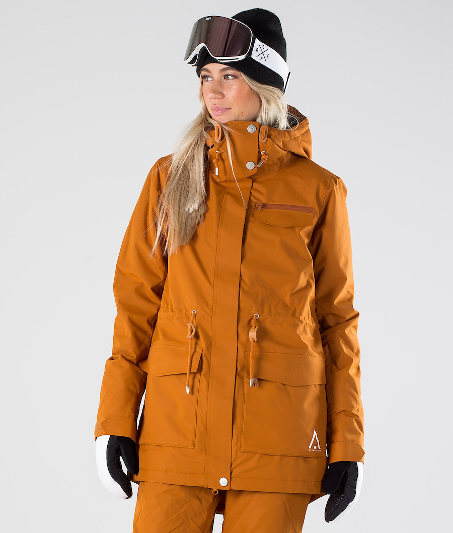 WearColour State Veste de Ski Adobe