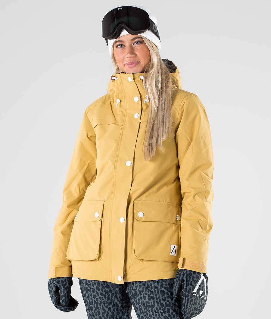 WearColour Ida Ski Jacket Sand