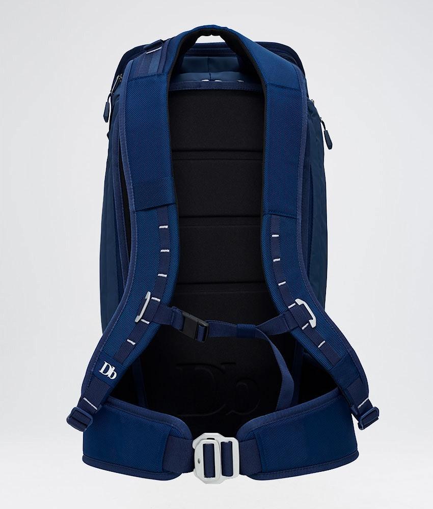 Douchebags The Explorer Snow Bag Deep Sea Blue