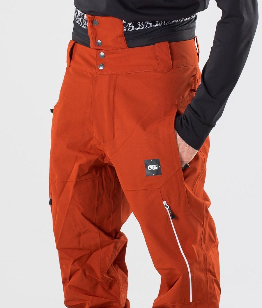 Picture Object Ski Pants Brick
