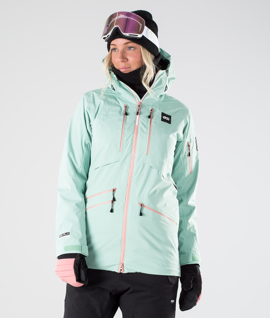 Picture Haakon Snowboard Jacket Almond Green