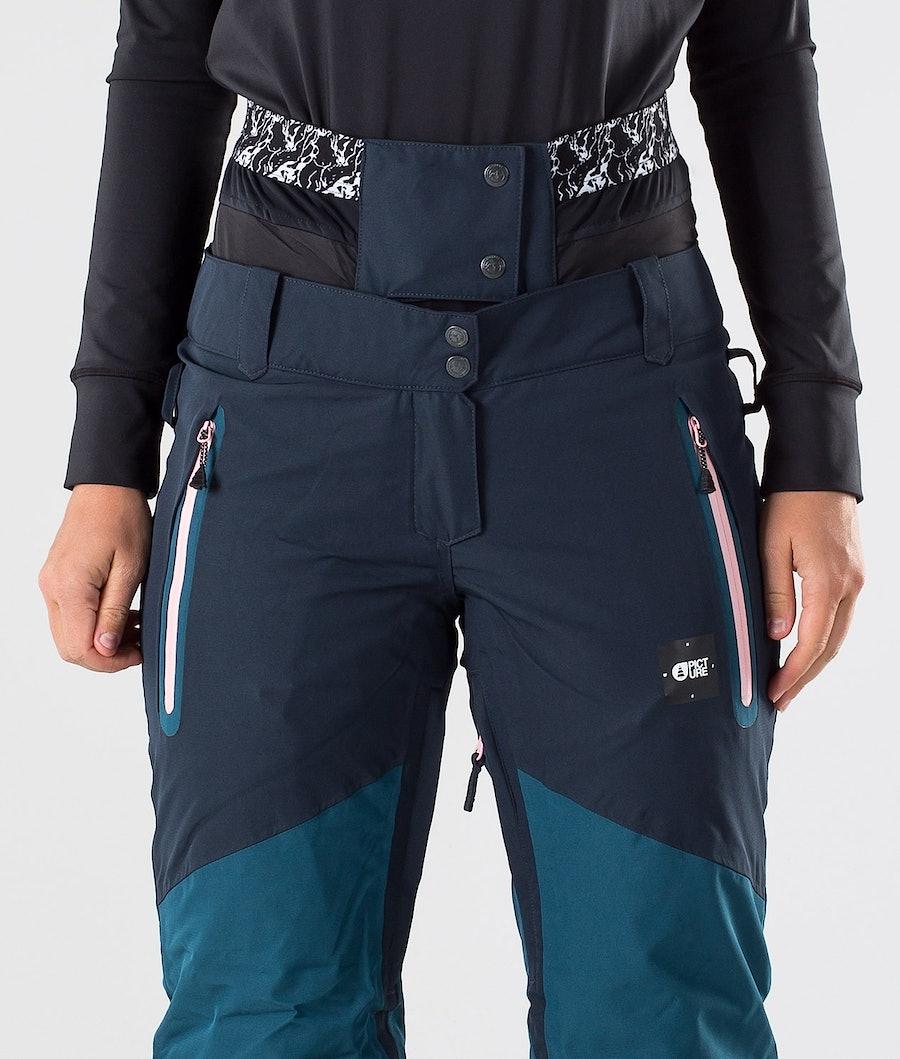 Picture Seen Snowboardhose Damen Petrol Blue