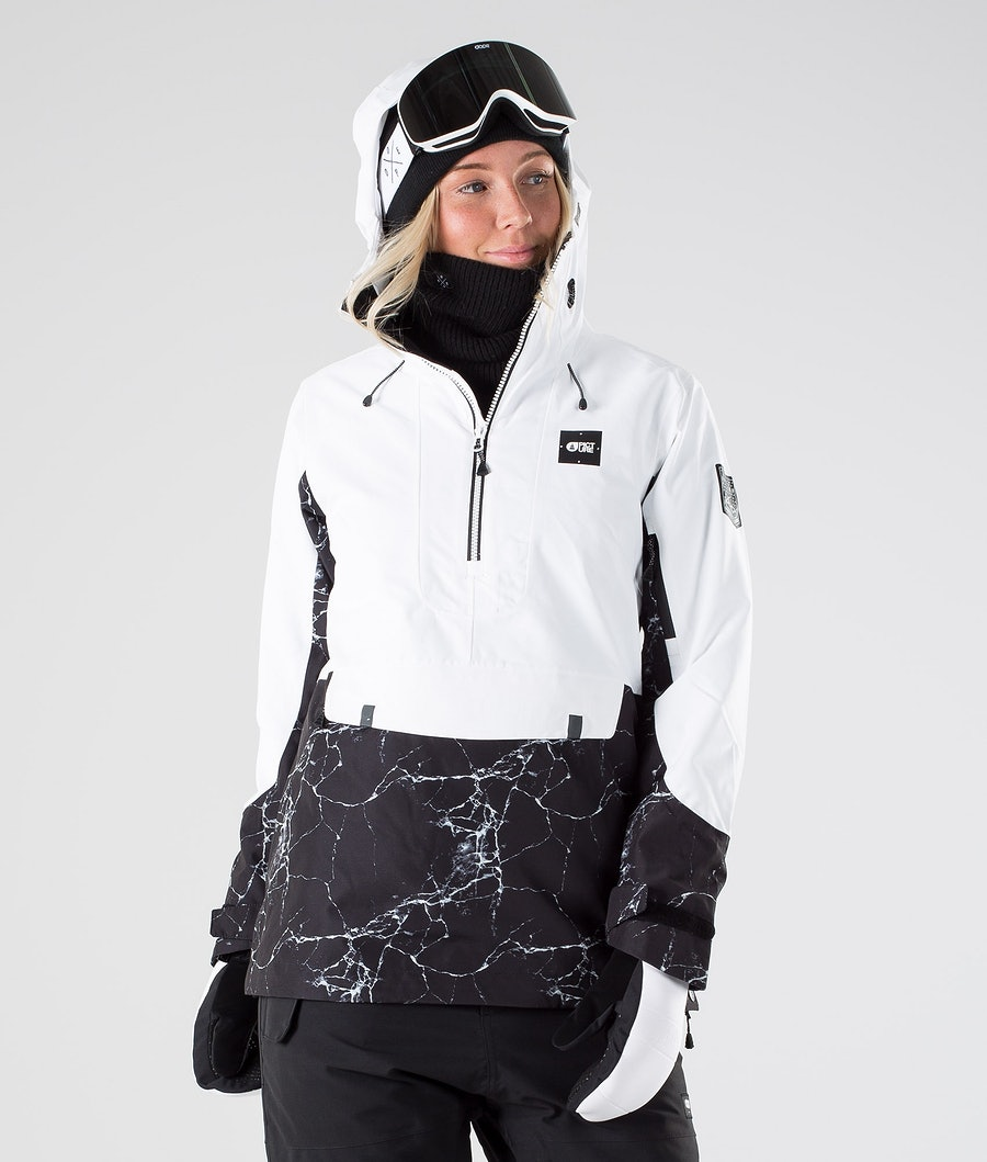 Picture Tanya Women's Snowboard Jacket Marble