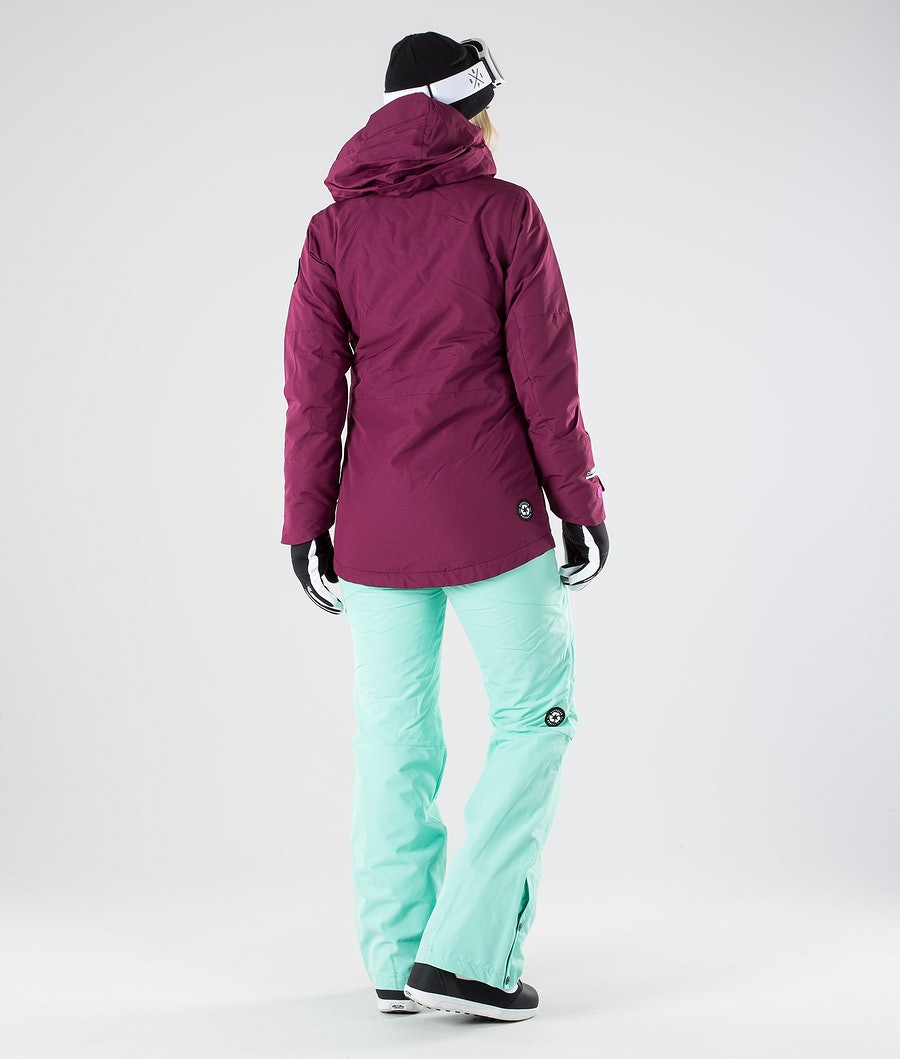 Picture Apply Women's Snowboard Jacket Raspberry