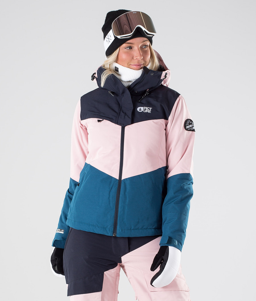 Picture Week End Veste de Ski Pink