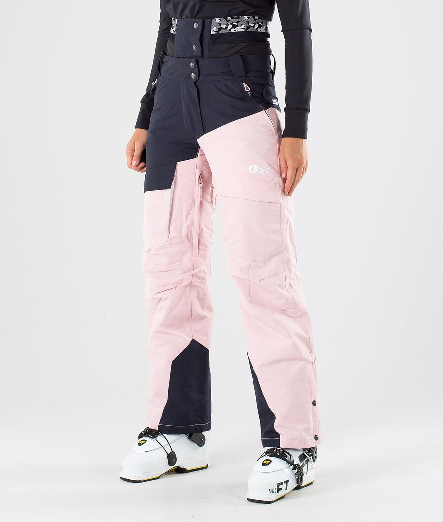 Picture Week End Pantaloni da Sci Pink