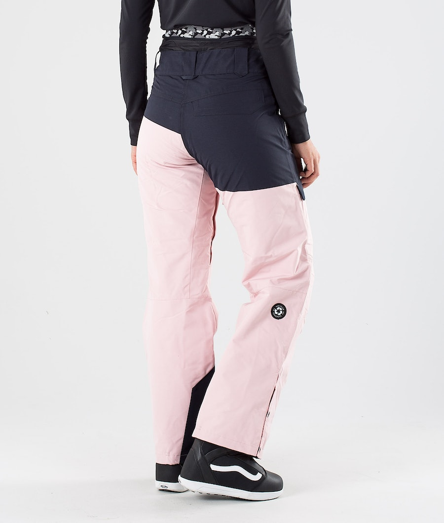 Picture Week End Snowboardhose Damen Pink