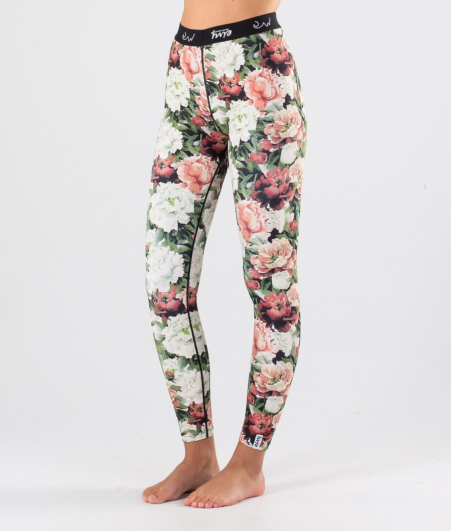 Eivy Icecold Tights Base Layer Pant Autumn Bloom