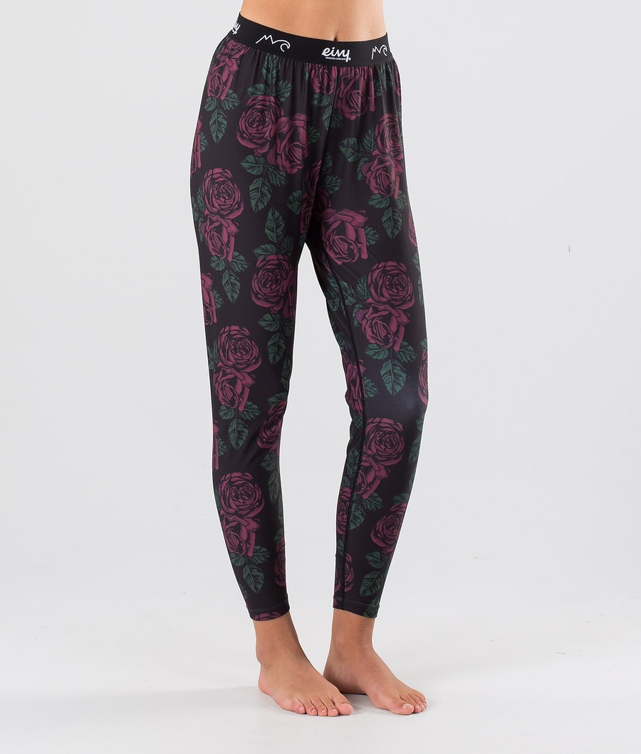 Eivy Boyfriend Fit Pantalon thermique Orchard