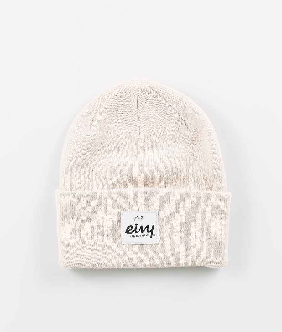 Eivy Watcher Beanie Off White