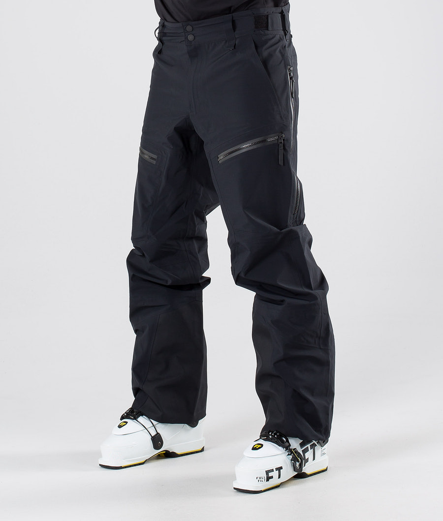 Peak Performance Gravity Skibukse Black