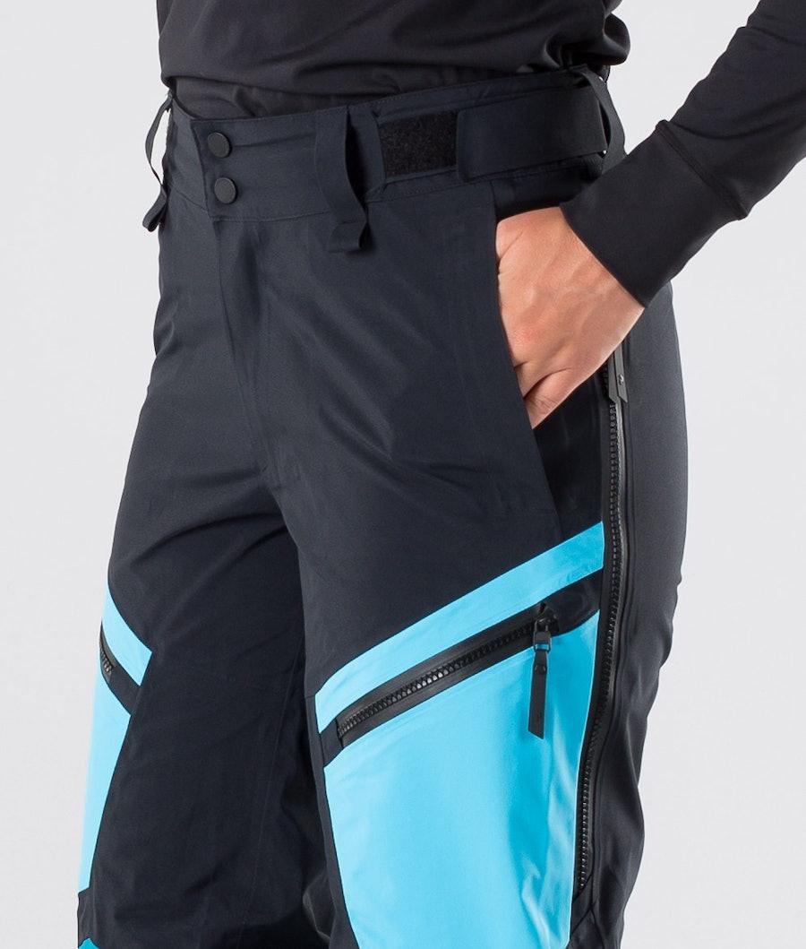 Peak Performance Gravity Women's Ski Pants Deep Aqua