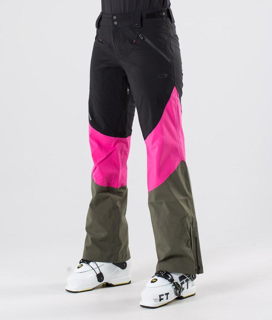 Oakley Spellbound Shell 3L Goretex Pantaloni da Sci Blackout