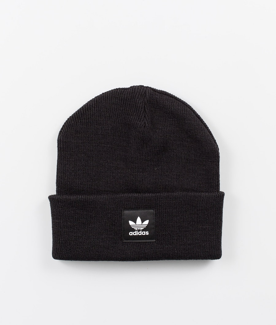 Adidas Originals Adicolor Cuff Knit Mössa Black
