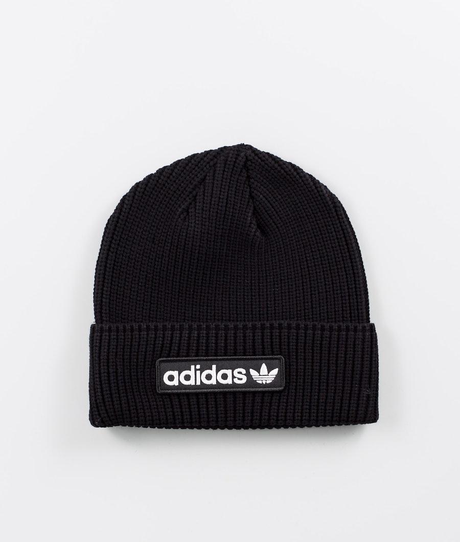 Adidas Skateboarding W Rib Bonnet Black/White