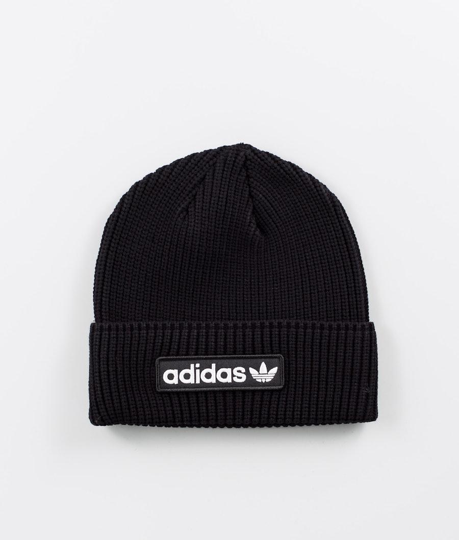 Adidas Skateboarding W Rib Beanie Black/White