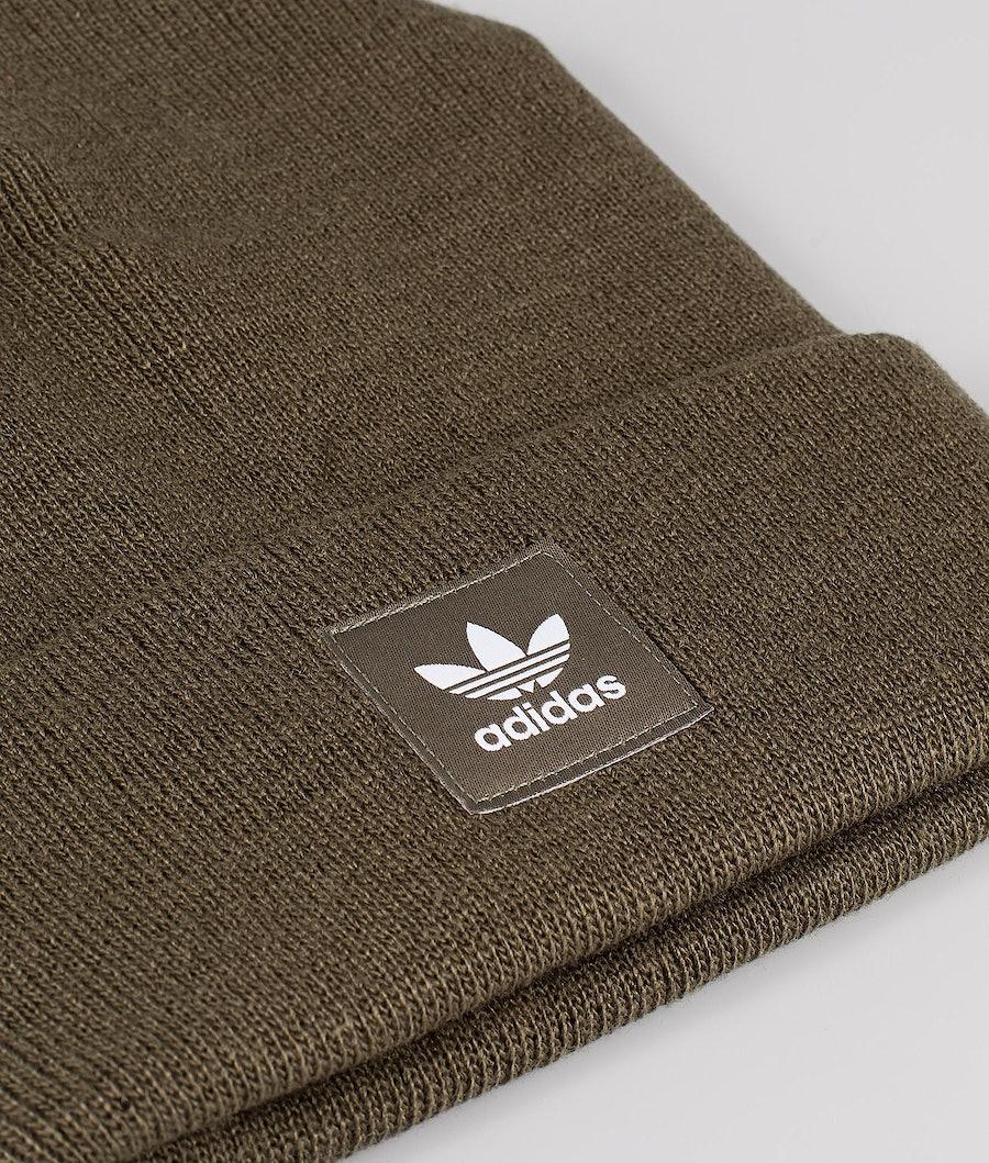 Adidas Originals Adicolor Cuff Knit Mössa Dam Raw Khaki