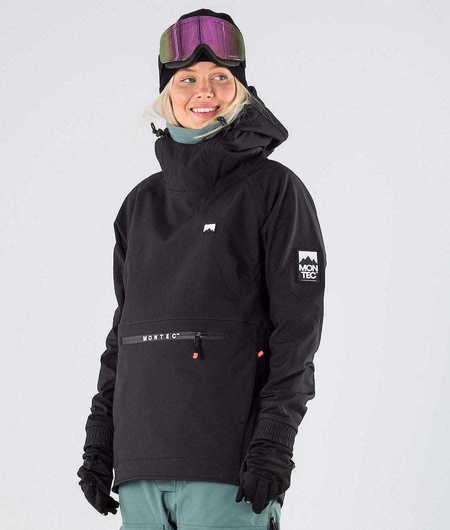 Montec Tempest W Ski Jacket Black
