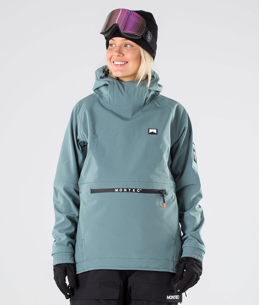 Montec Tempest W Ski Jacket Atlantic
