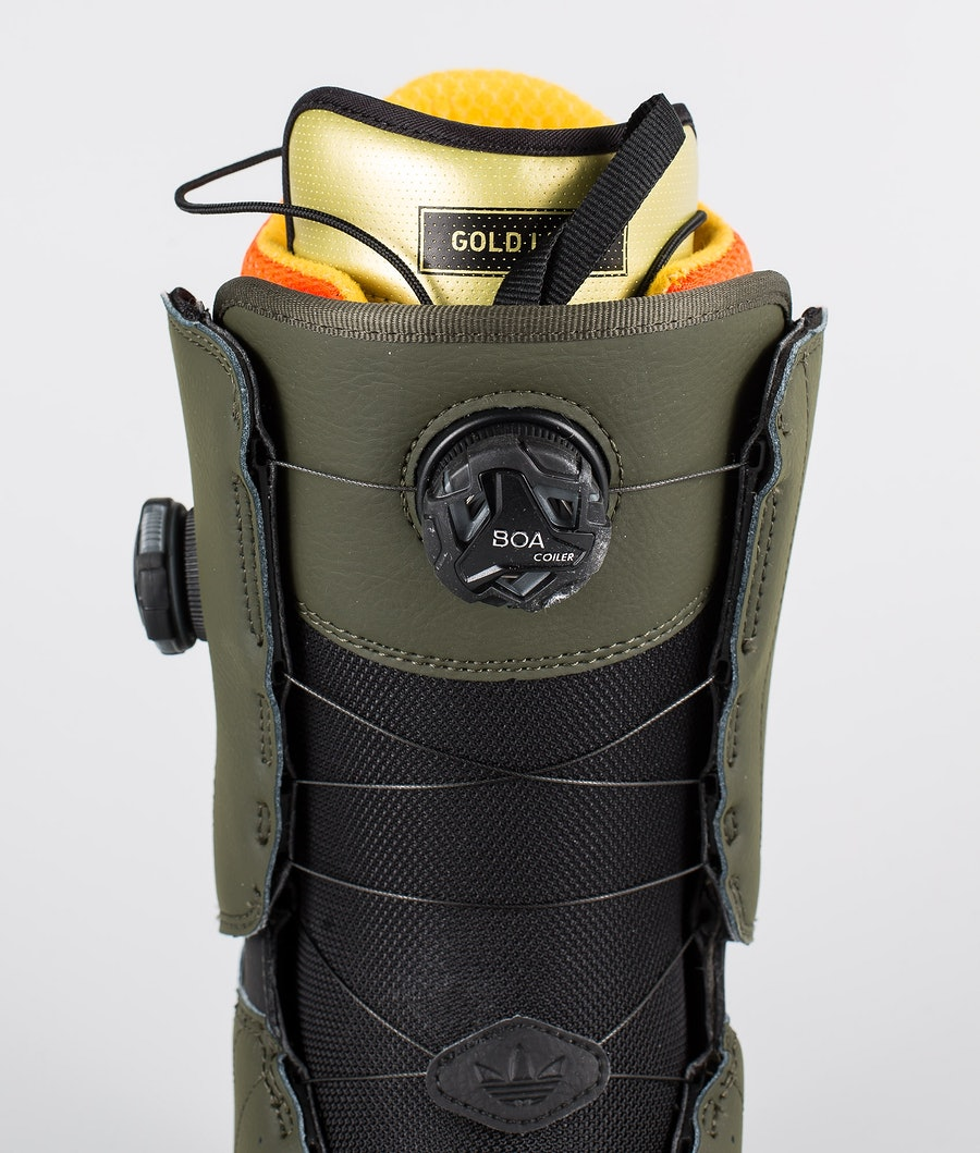 Adidas Snowboarding Acerra 3st Adv Snowboardboots Night Cargo/Core Black/Solar Red