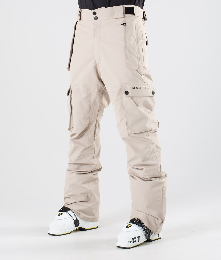 Montec Doom Ski Pants Desert
