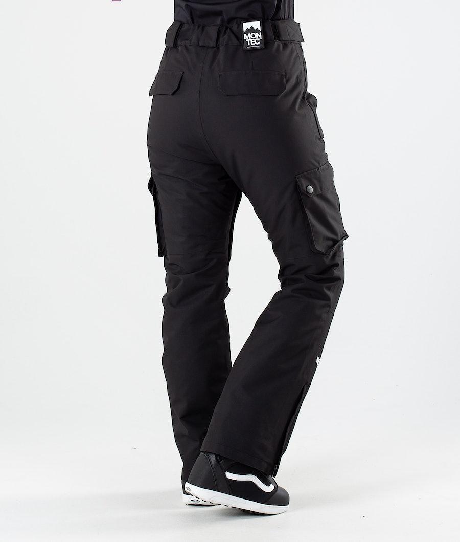 Montec Doom Women's Snowboard Pants Black