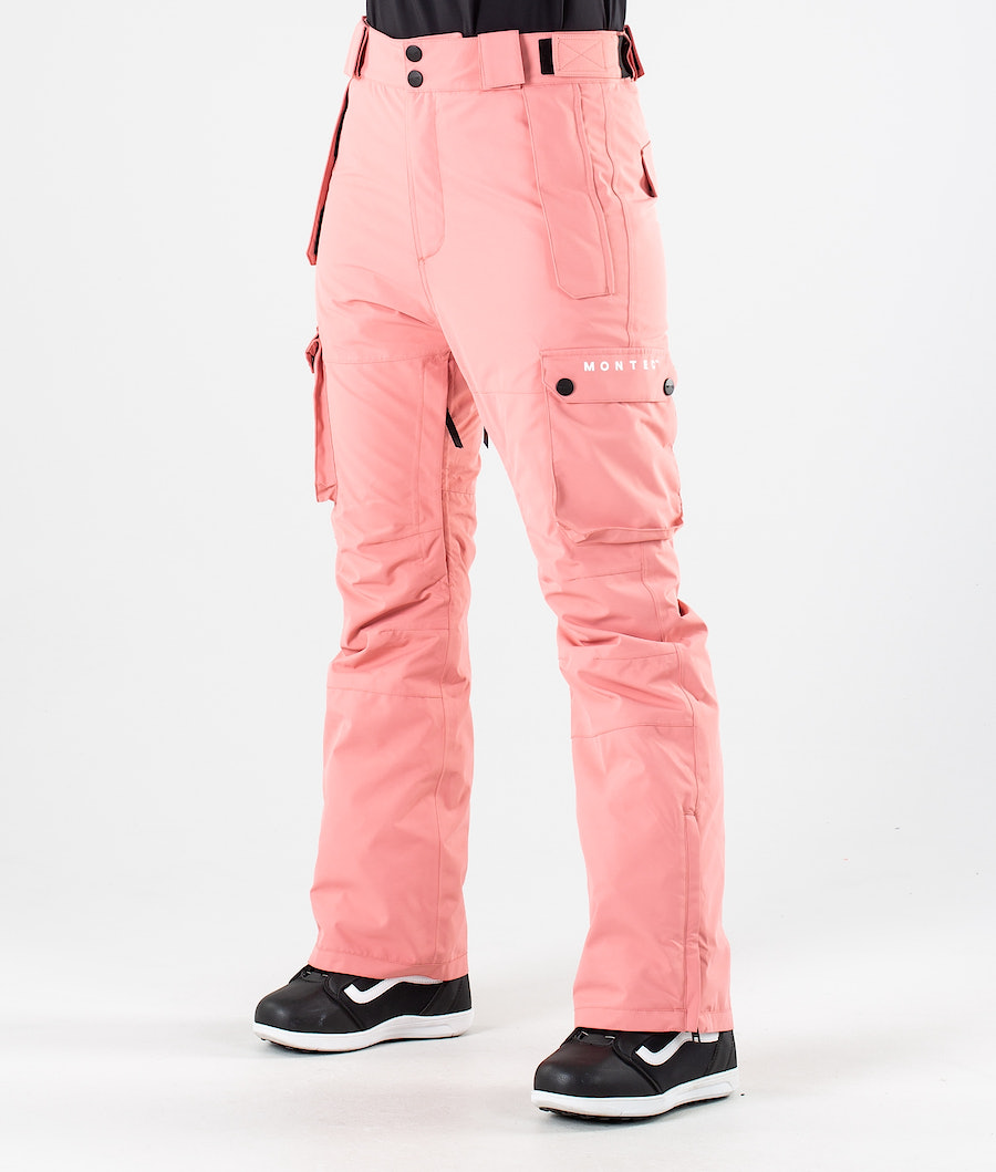 Montec Doom Snow Pants Pink