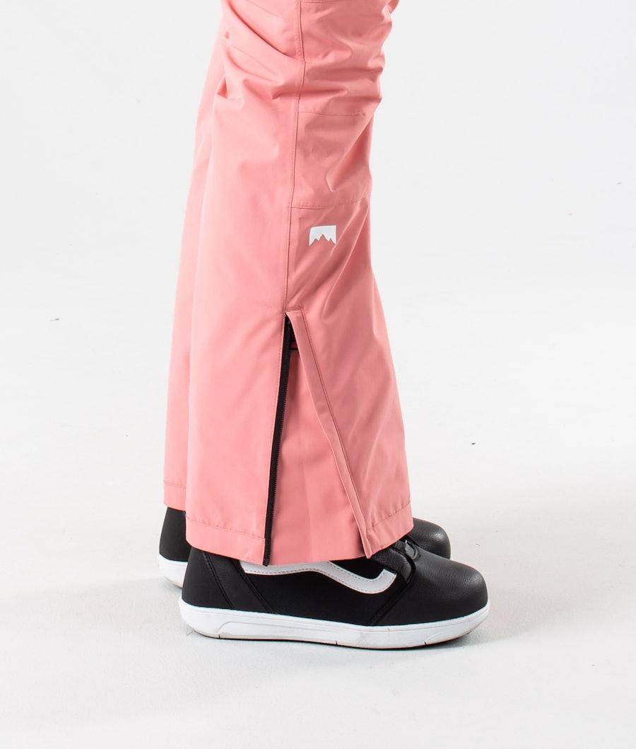 Montec Doom Snowboardbukse Dame Pink