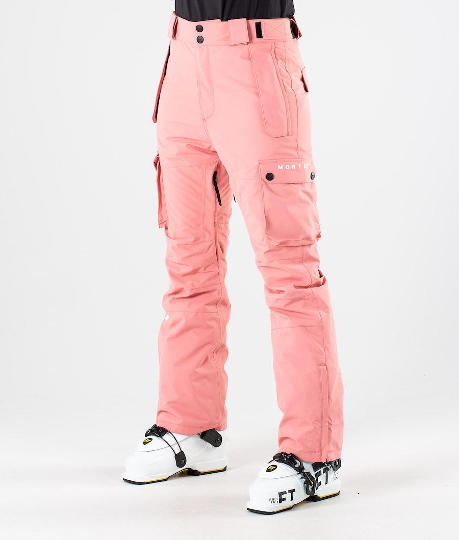 Montec Doom Skibroek Pink