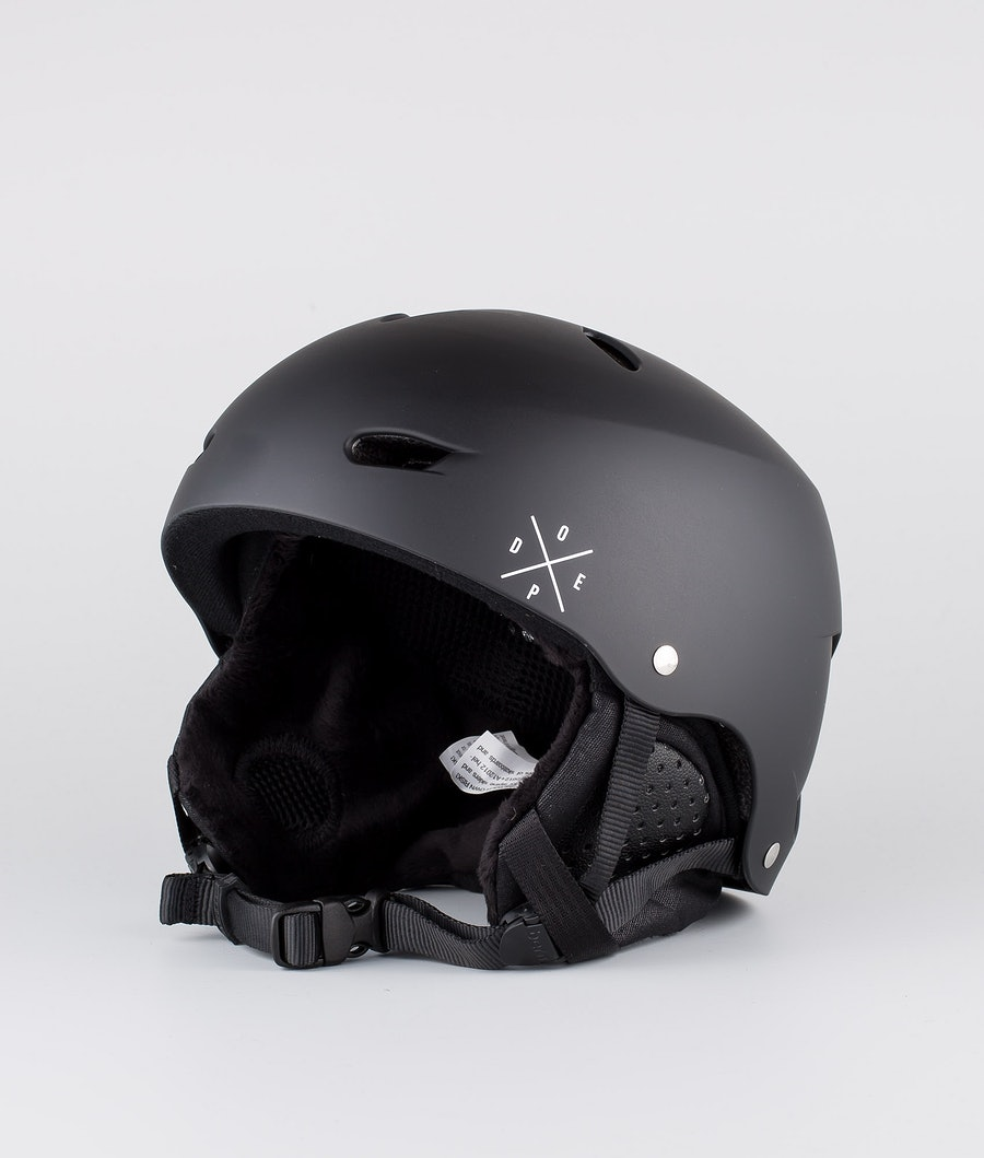 Bern Brighton Dope 2X-UP Eps Boa Ski Helmet Matt Black