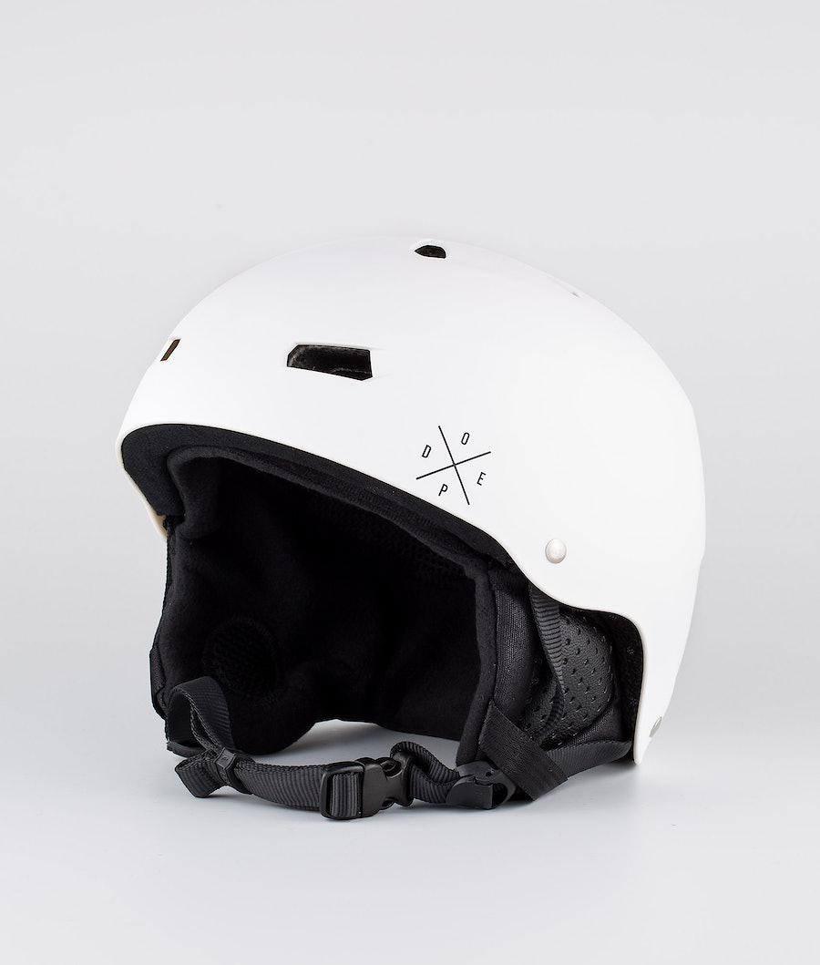 Bern Macon Dope 2X-UP Eps Boa Ski Helmet Matt white