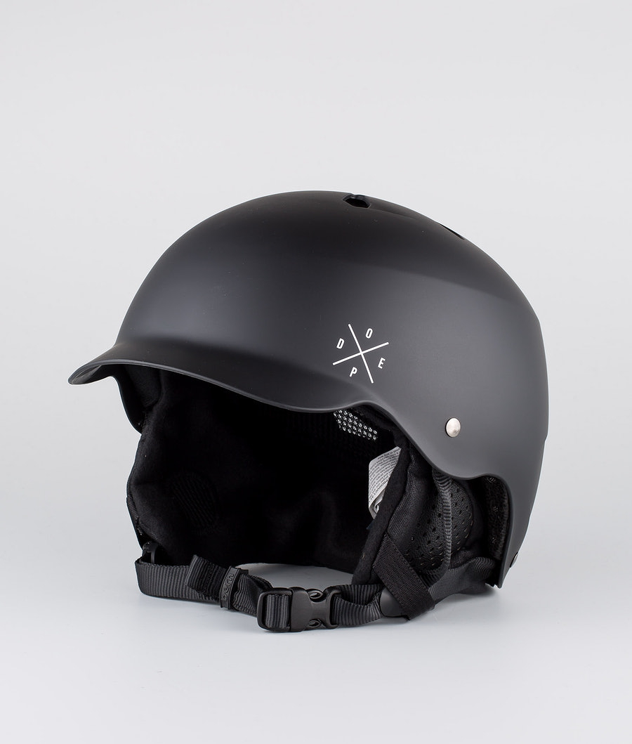 Bern Watts Dope 2X-UP Eps Boa Ski Helmet Matt Black