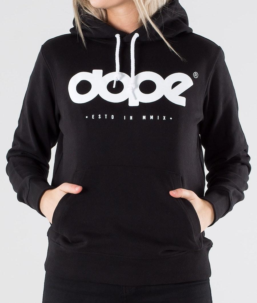 Dope OG Copain Hood Dam Black