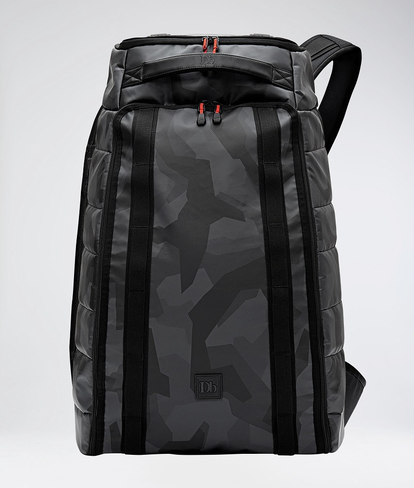 Douchebags The Hugger 60L Väska Snow Black Camo