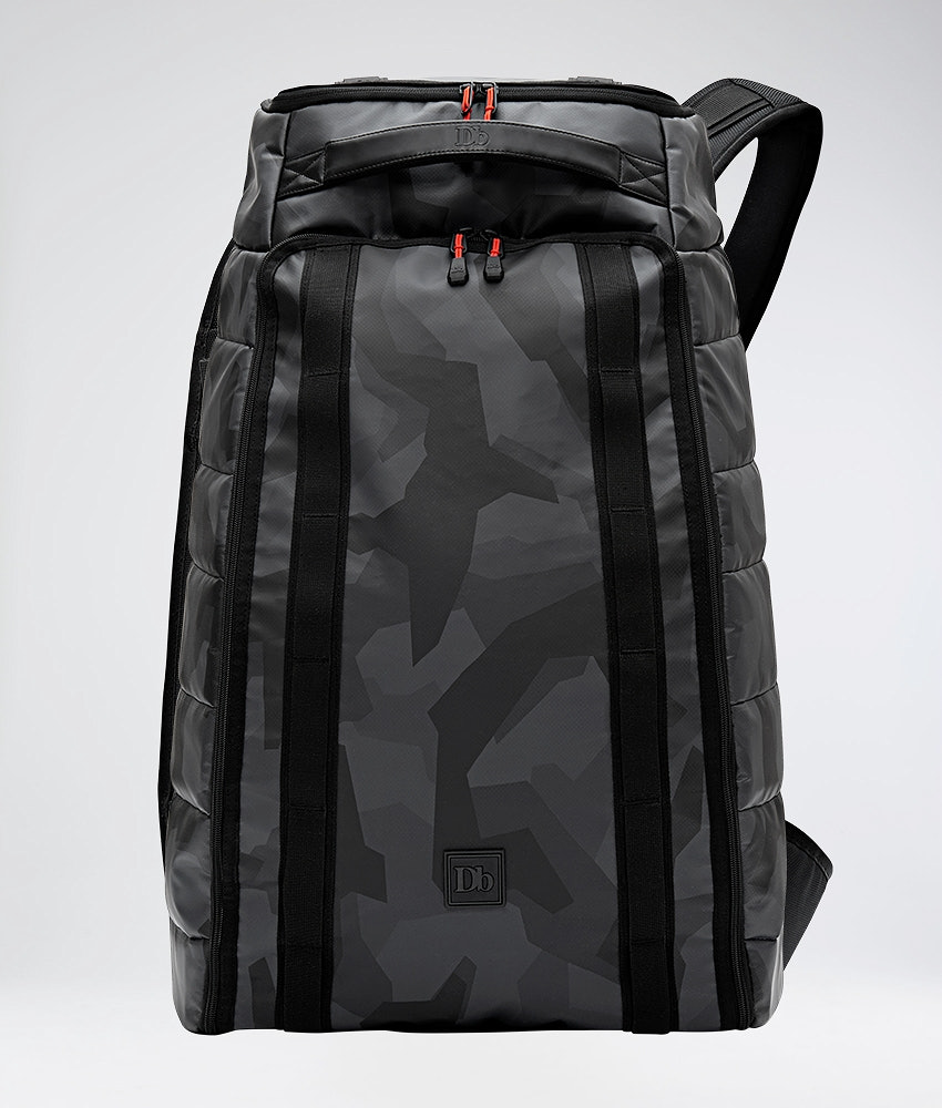 Douchebags The Hugger 60L Veske Snow Black Camo