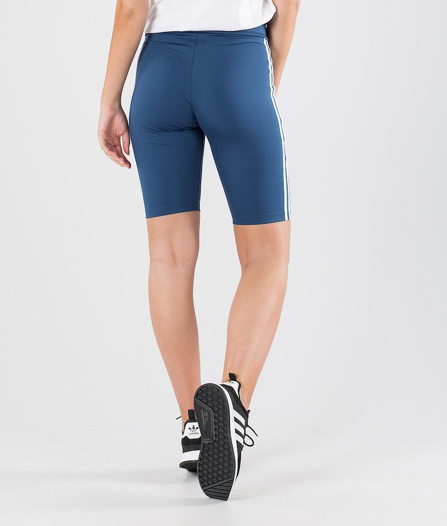 Adidas Originals Short Tights     Shorts Dame Night Marin/White