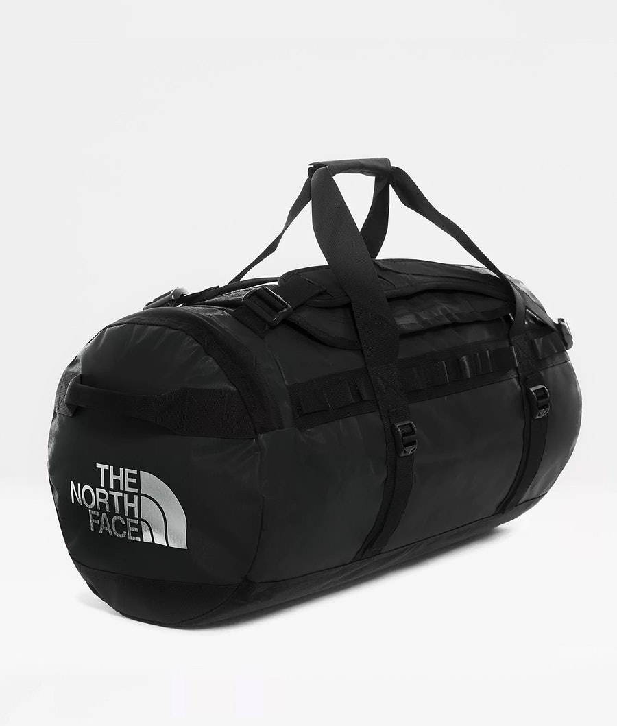 The North Face M - Base Camp Duffel Laukku Tnf Black
