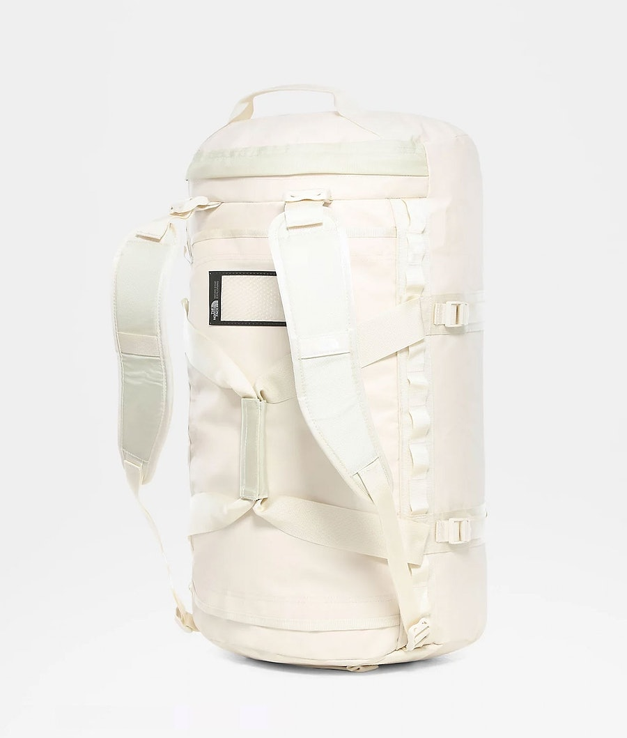 The North Face M - Base Camp Duffel Bag Vintage White/Tnf White